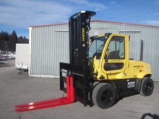 Hyster H 9.0FT Dieselstapler www.eder-stapler.de