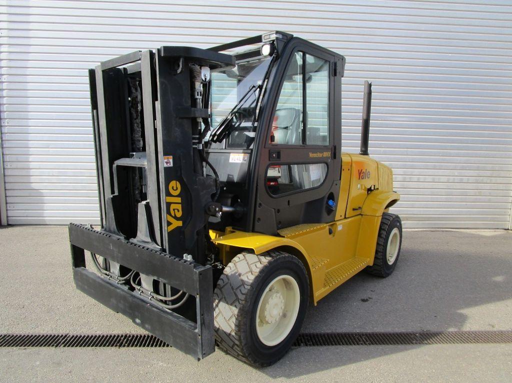 Yale GDP 80VX9 Dieselstapler www.eder-stapler.de