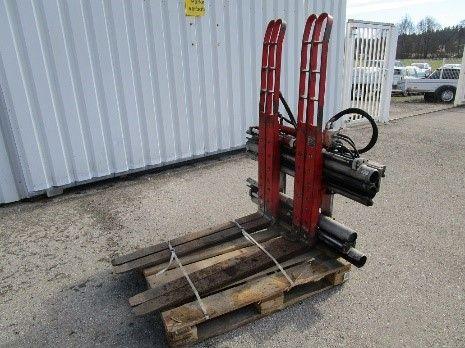 Durwen Doppelpalettenklammer  DKP 30C Doppelpalettengabel www.eder-stapler.de