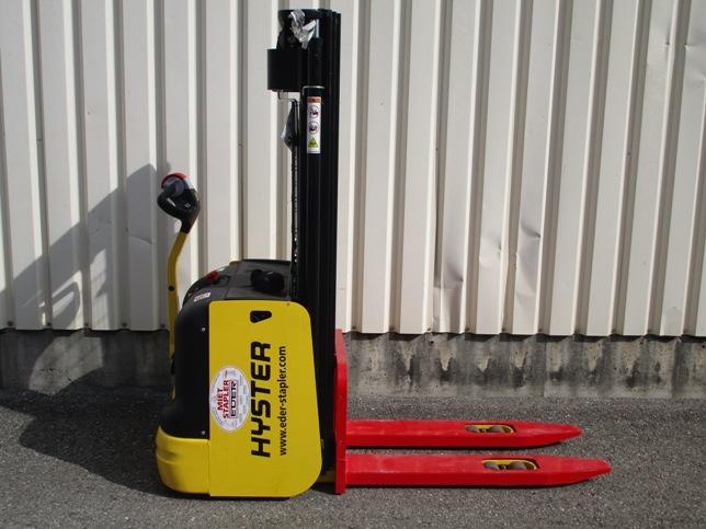 Hyster S 1.2iL Hochhubwagen www.eder-stapler.de