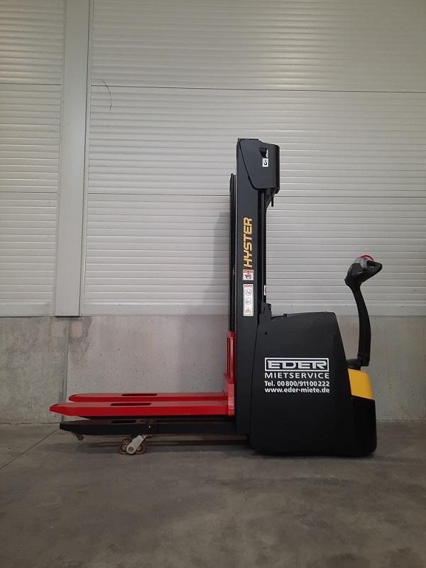 Hyster S 1.6iL AC Hochhubwagen www.eder-stapler.de