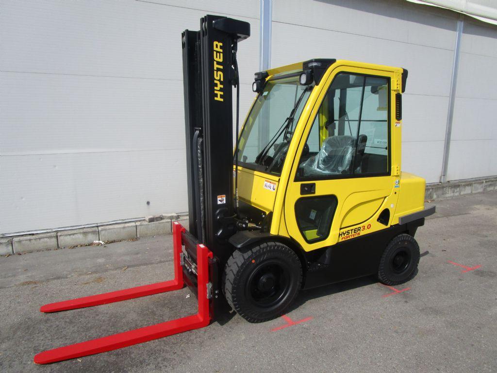 Hyster H 3.0FT Dieselstapler www.eder-stapler.de