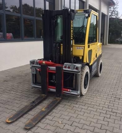 Hyster H 5.0FT Dieselstapler www.eder-stapler.de