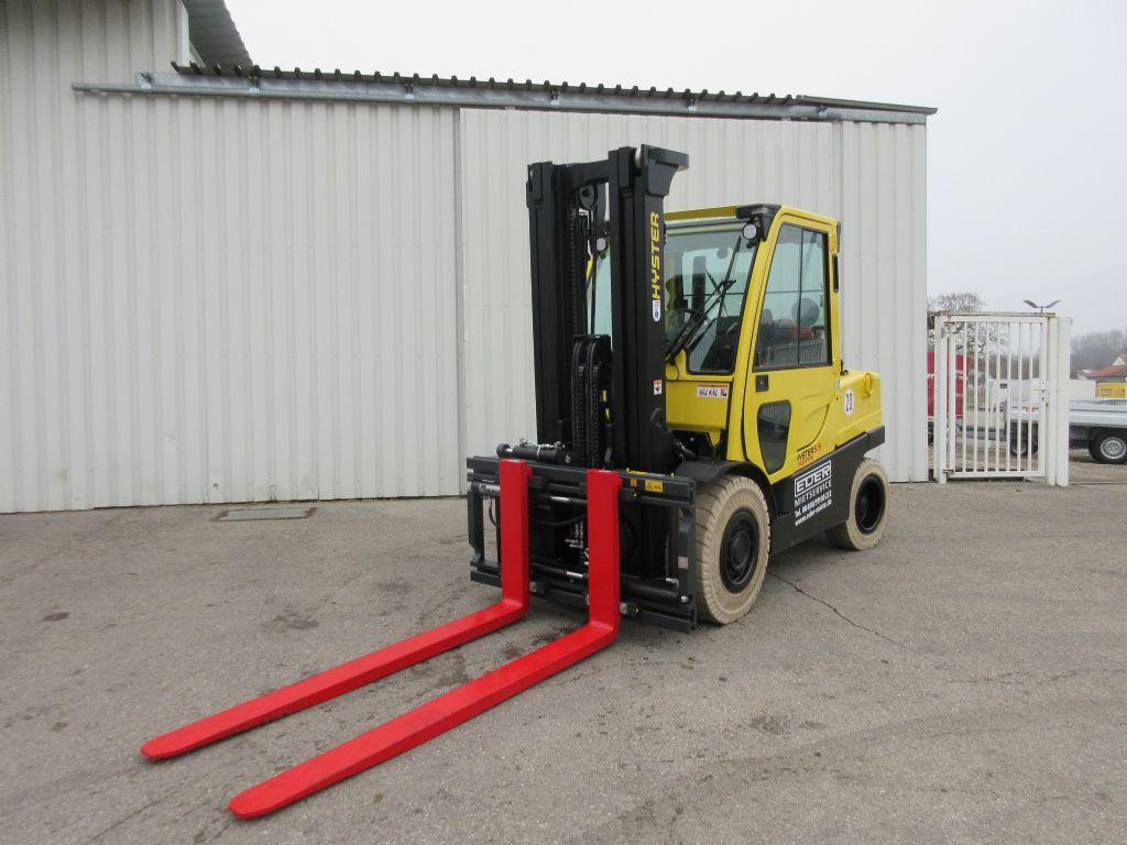 Hyster H 5.5FT Treibgasstapler www.eder-stapler.de