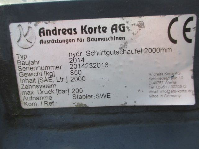 *Sonstige-hydr. Schüttgutschaufel-Schüttgutschaufel-www.efken-stapler.de
