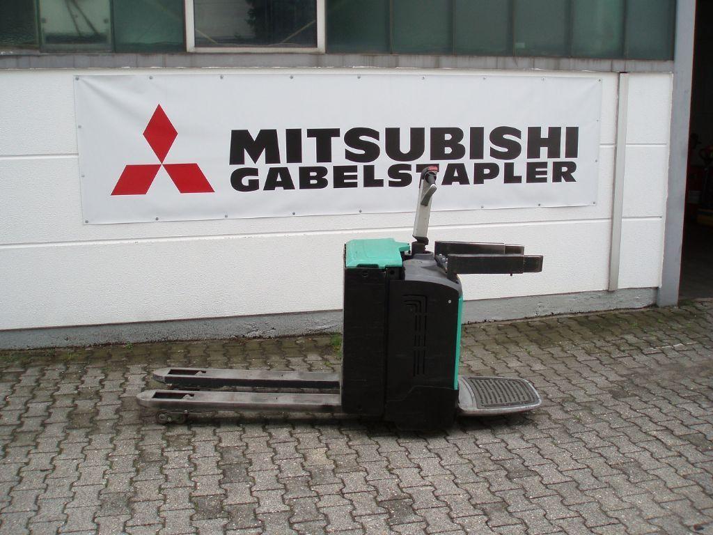 Mitsubishi-PBV20N-Niederhubkommissionierer www.ehlers-stapler.de