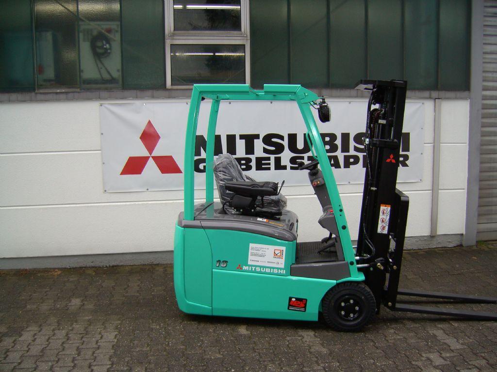 Mitsubishi-FB16CPNT-Elektro 3 Rad-Stapler www.ehlers-stapler.de