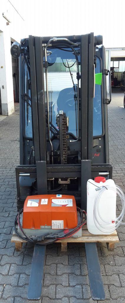 Linde-E14 BR386-Elektro 3 Rad-Stapler-www.ehlers-stapler.de