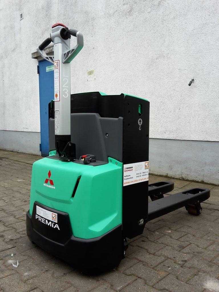 Mitsubishi-PBP16N2-Niederhubwagen www.ehlers-stapler.de