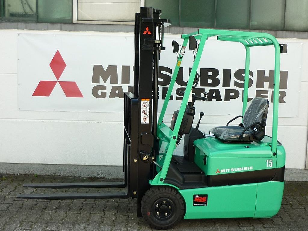 Mitsubishi-FB15KRT PAC-Elektro 3 Rad-Stapler www.ehlers-stapler.de