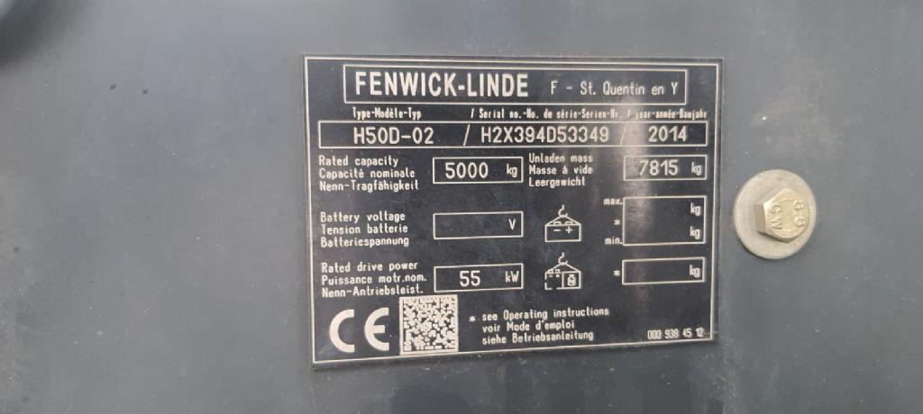 Linde-H50D -Dieselstapler-http://www.emslift.de