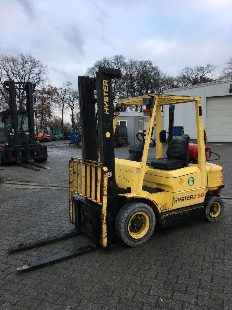 Hyster-H2,50 XM-Treibgasstapler-http://www.emslift.de