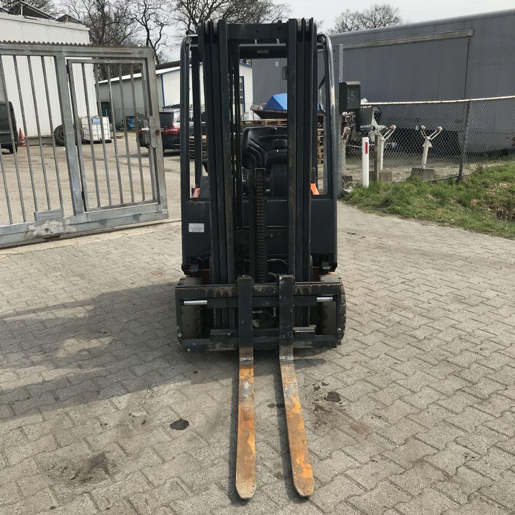 Steinbock Boss-LE 15-Elektro 3 Rad-Stapler-http://www.emslift.de