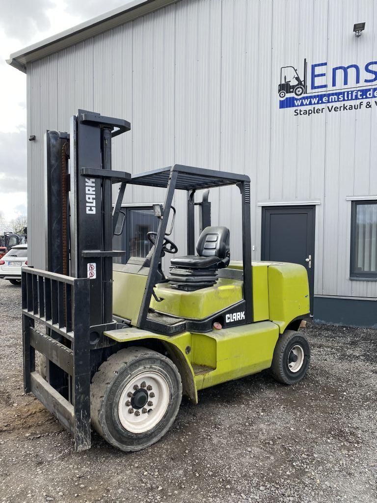 Clark-CDP 50-Dieselstapler-http://www.emslift.de