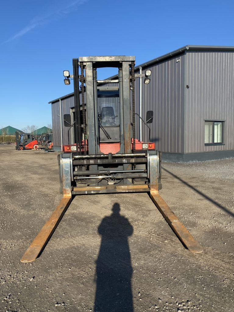 Linde H120D Diesel Forklift www.emslift.de