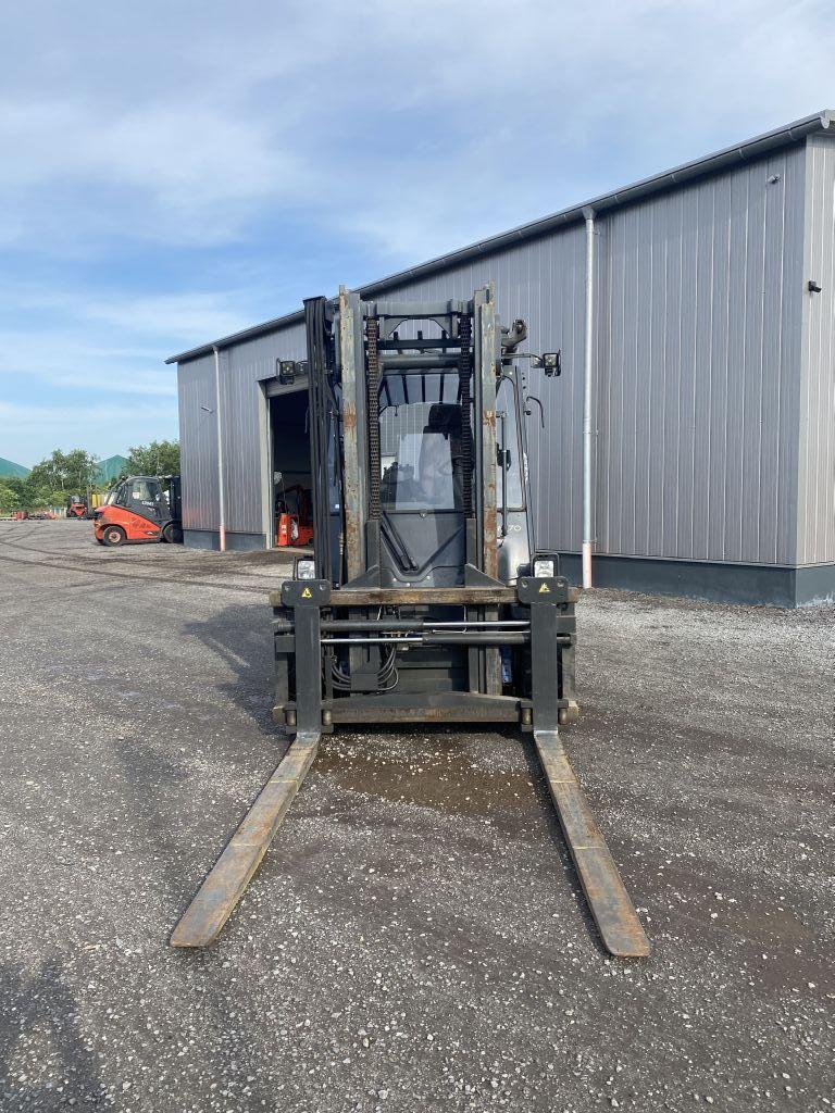 Linde H70D-01 Diesel Forklift www.emslift.de