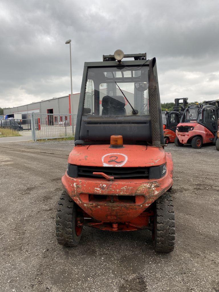 Linde H45D Diesel Forklift www.emslift.de