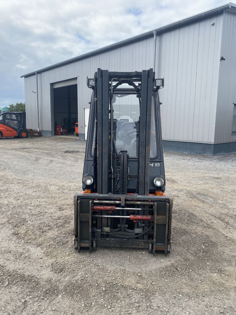 Linde H18D03 Diesel Forklift www.emslift.de