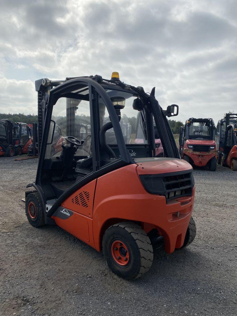 Linde H20D-02/600 Diesel Forklift www.emslift.de