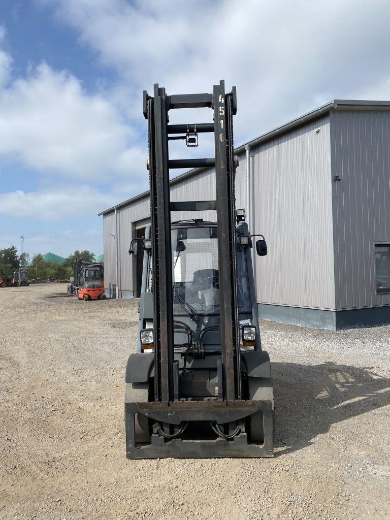 Linde H45D-01 Diesel Forklift www.emslift.de