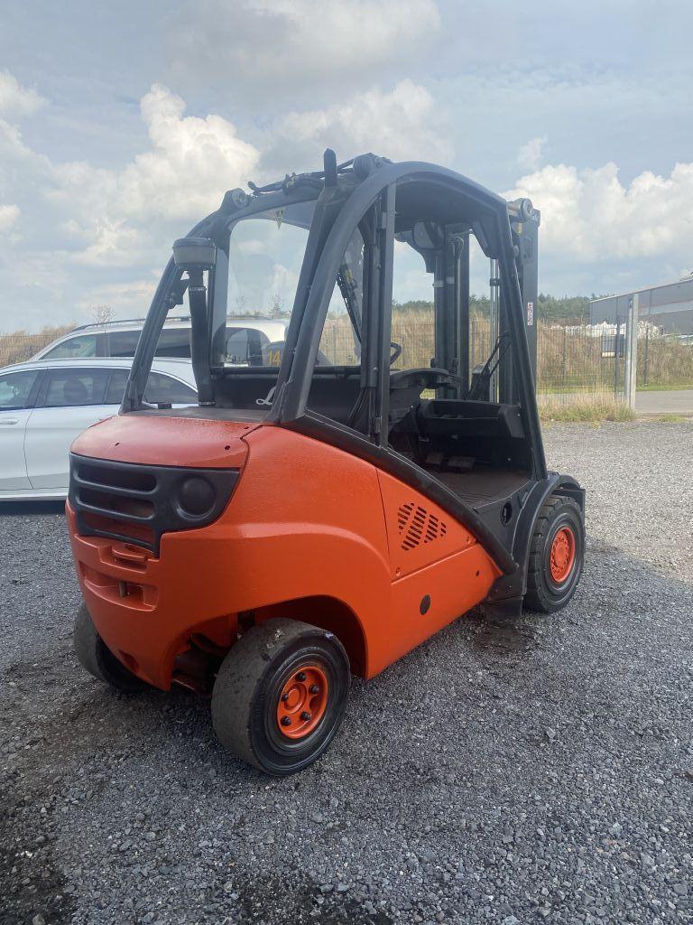 Linde H30D-01 Diesel Forklift www.emslift.de