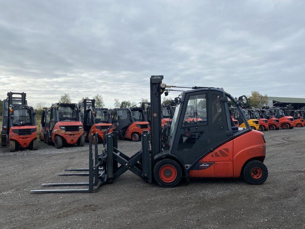 Linde H35D-02 Diesel Forklift www.emslift.de