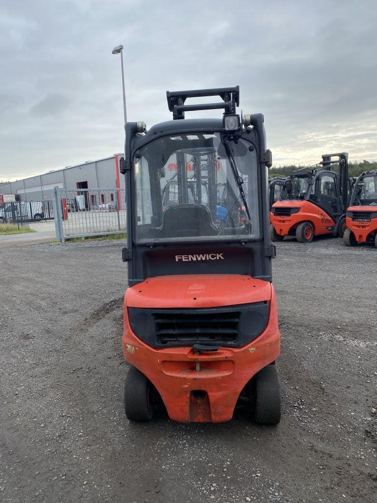 Linde H18D-01 Diesel Forklift www.emslift.de