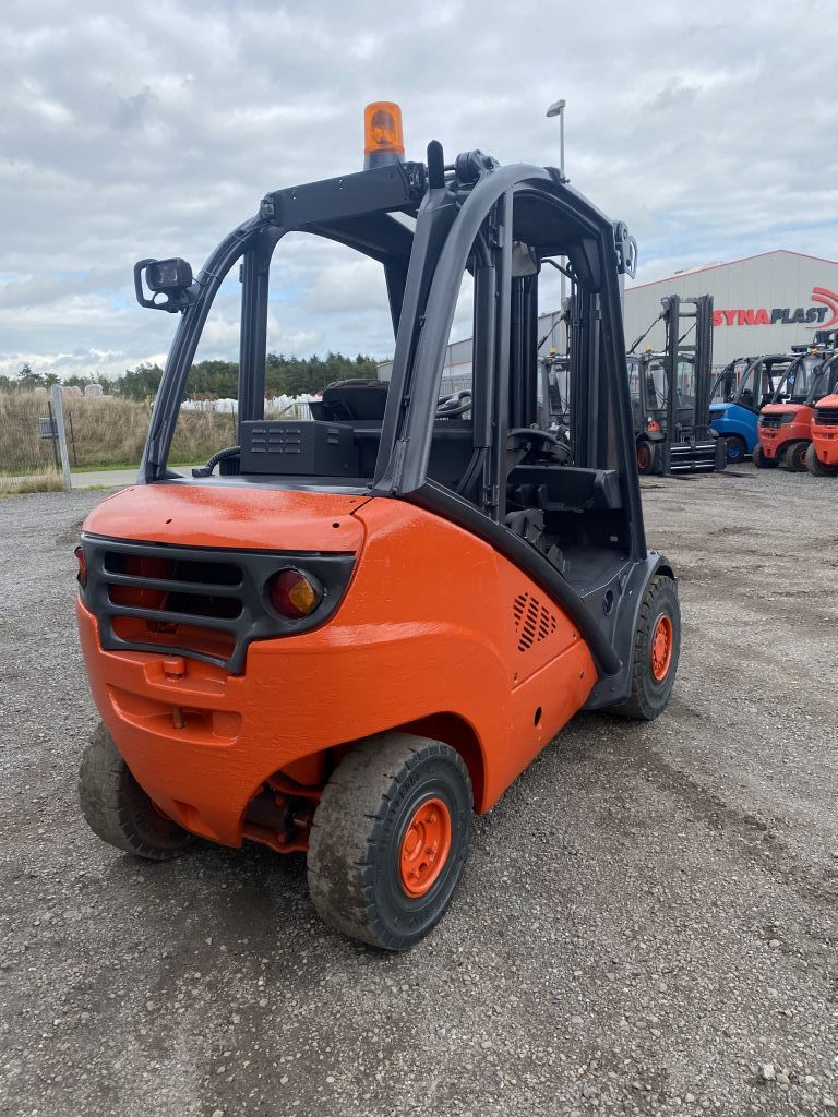 Linde H30D Diesel Forklift www.emslift.de