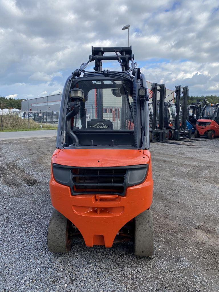 Linde H30D-02 Diesel Forklift www.emslift.de