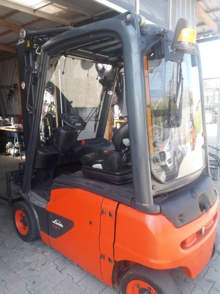 Linde-E16P-02-Elektro 4 Rad-Stapler-http://www.emslift.de