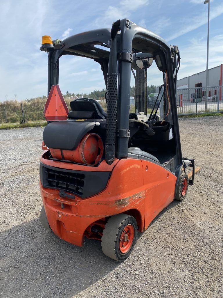 Linde H16T LPG Forklifts www.emslift.de