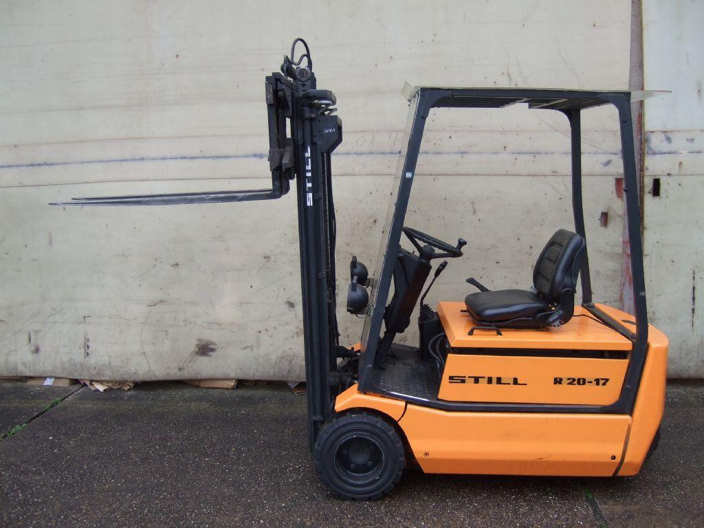 Still-R 20-17-Elektro 3 Rad-Stapler-www.eo-stapler.de