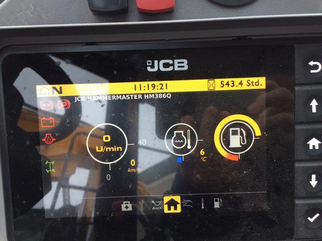 JCB-HydraDig 110W-Mobilbagger-www.eo-stapler.de