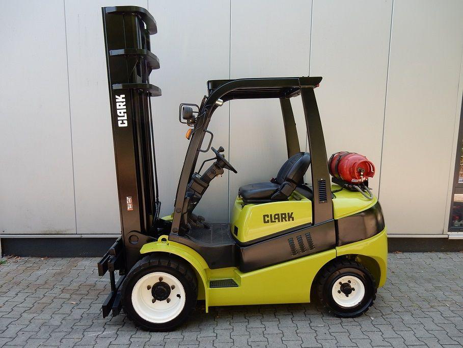 Clark-C30L, neuer Motor-Treibgasstapler-www.eundw.com