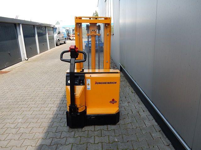 Jungheinrich-EJC L10G 115-250-ZT7, Batterie 2019-Hochhubwagen-www.eundw.com