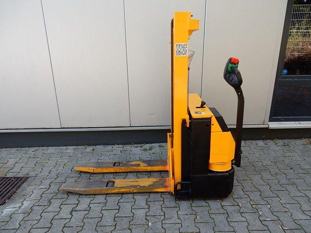 Jungheinrich-EJC-L 10, neue Batterie-Hochhubwagen-www.eundw.com
