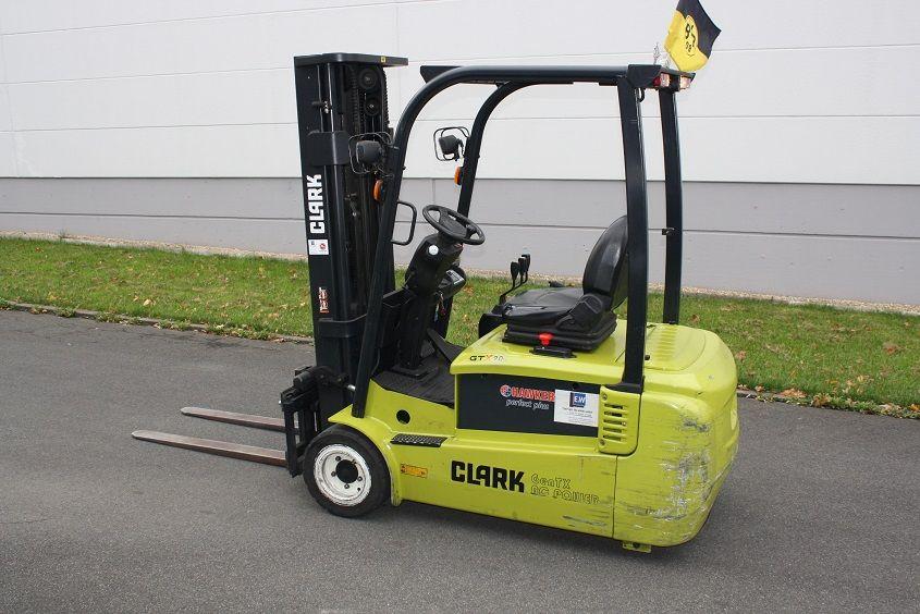 Clark-GTX20S-Elektro 3 Rad-Stapler-www.eundw.com