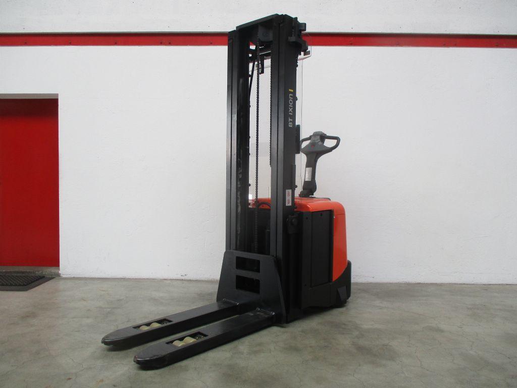 BT SPE160L Hochhubwagen www.faller-stapler.de