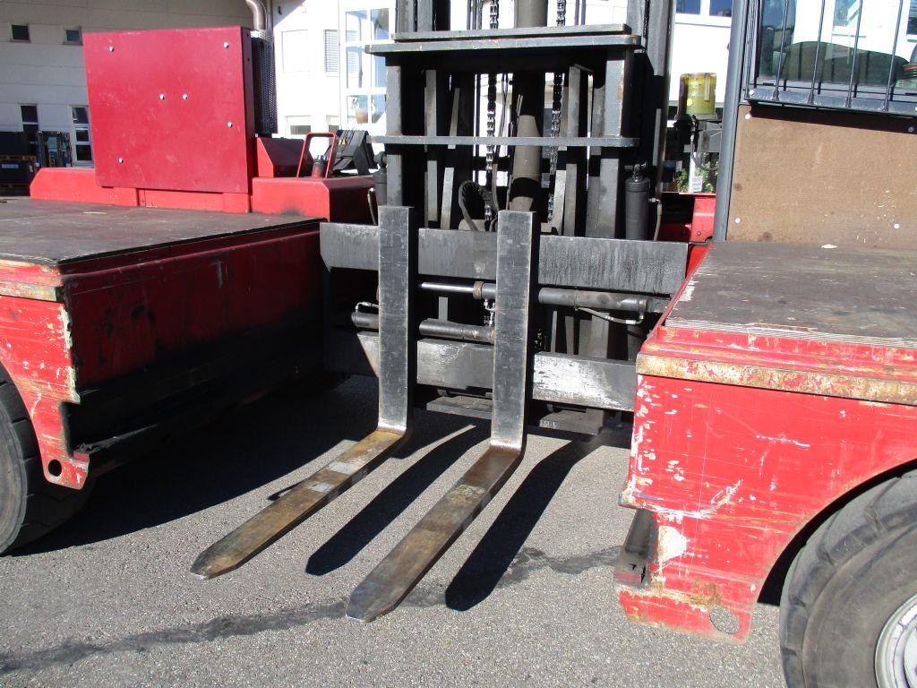 Jumbo JDQ60/14/40 Seitenstapler www.faller-stapler.de