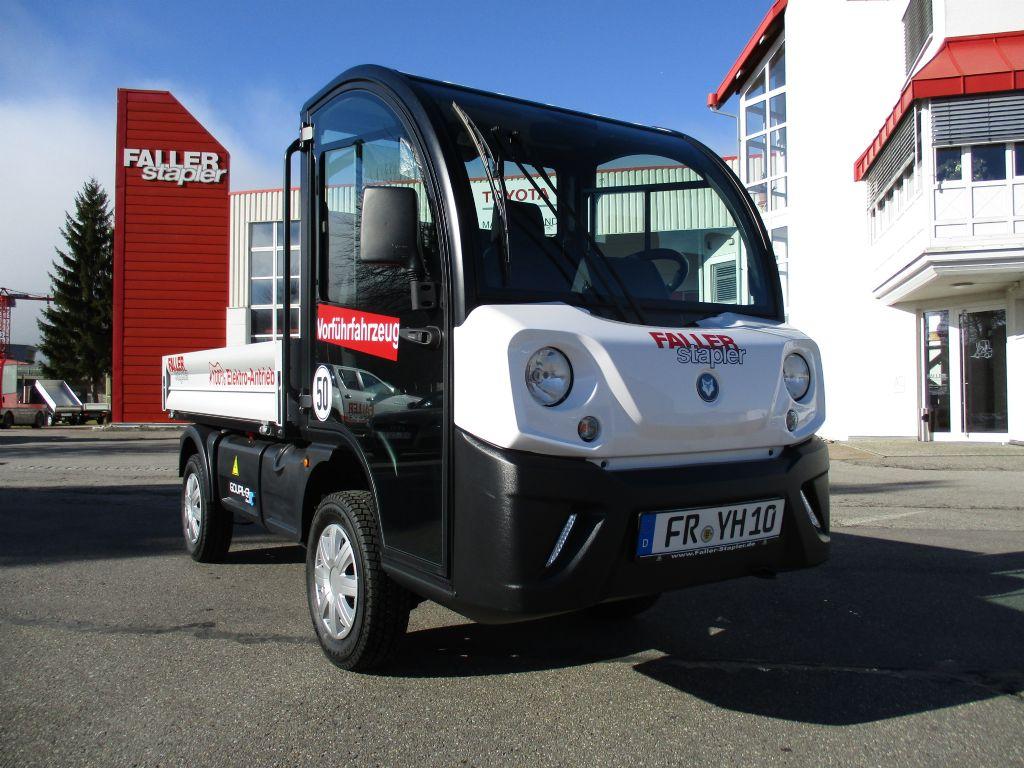 GOUPIL G4 Elektro Plattformwagen www.faller-stapler.de