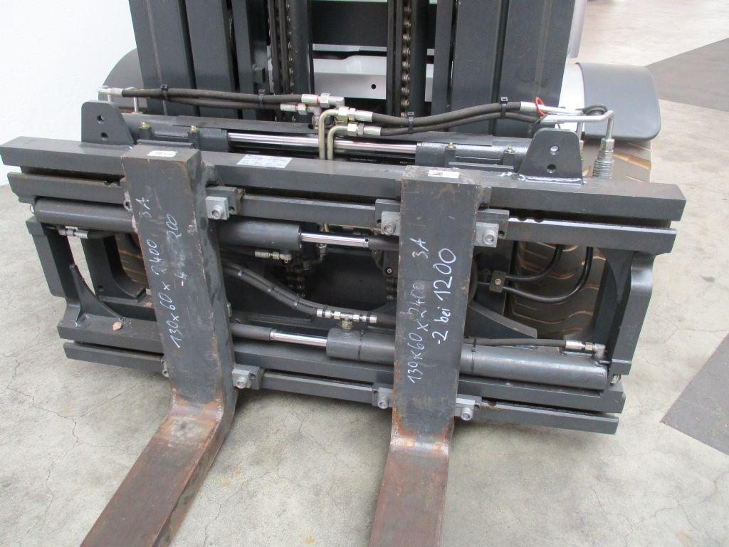 Still RX60-50/600 Elektro 4 Rad-Stapler www.faller-stapler.de