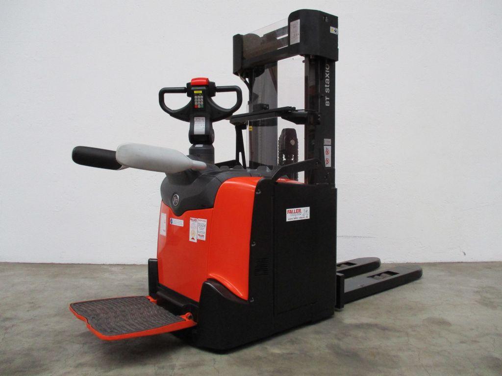 BT SPE160 Hochhubwagen www.faller-stapler.de