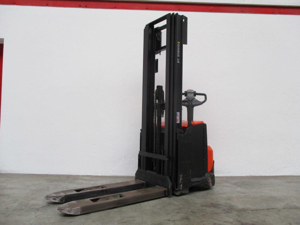 BT SWE140 Hochhubwagen www.faller-stapler.de