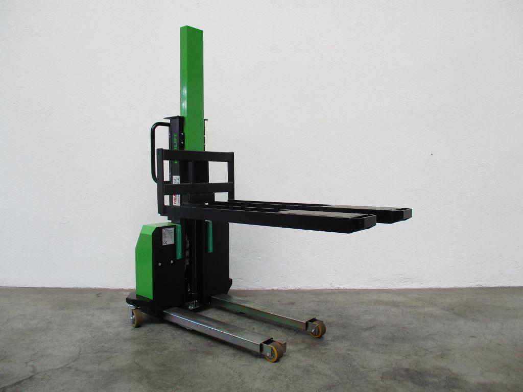 Innolift M 600.800 Hochhubwagen www.faller-stapler.de