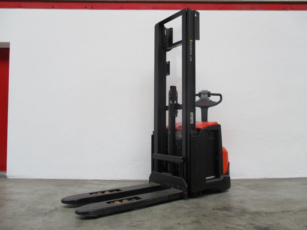 BT SWE120L Hochhubwagen www.faller-stapler.de