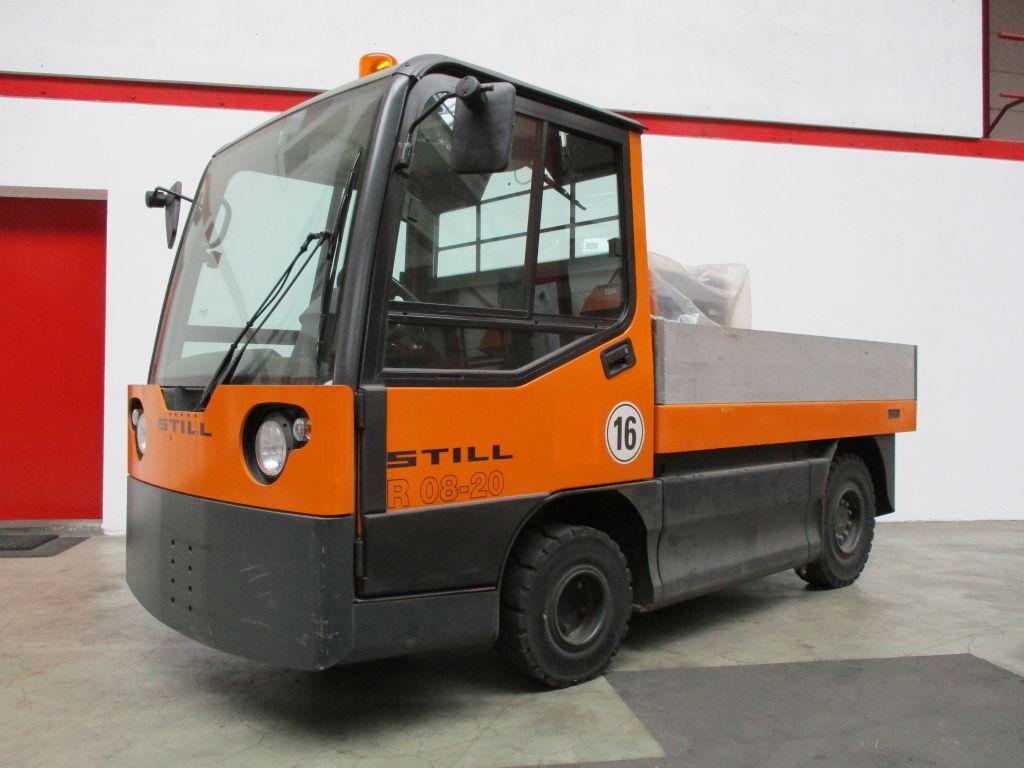 Still R08-20 Elektro Plattformwagen www.faller-stapler.de