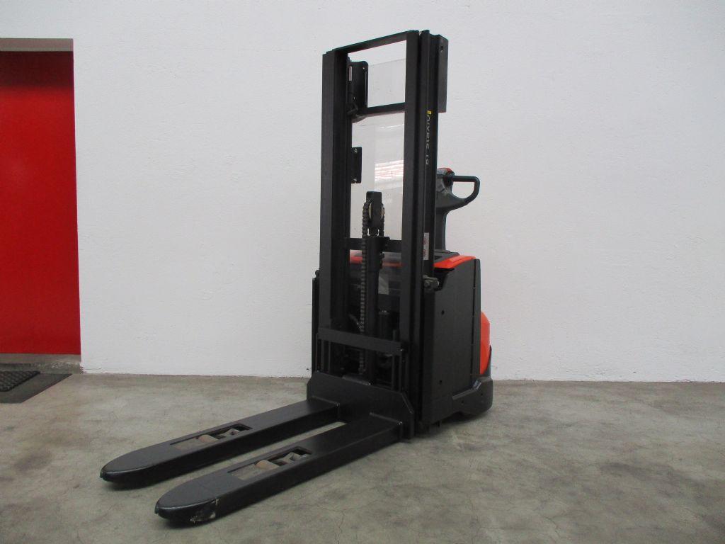 BT SWE140L Hochhubwagen www.faller-stapler.de