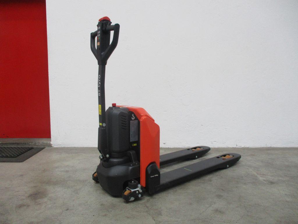 BT LHE130 Niederhubwagen www.faller-stapler.de