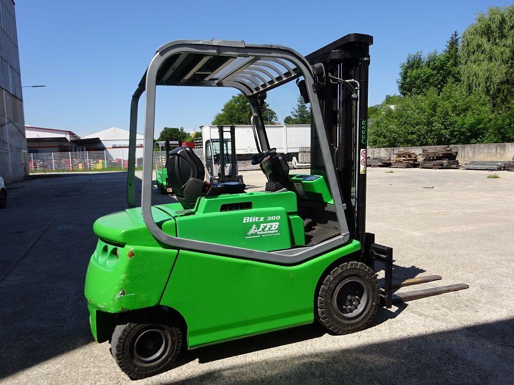 Cesab-Blitz 300L-Elektro 4 Rad-Stapler www.ffb-gabelstapler.de