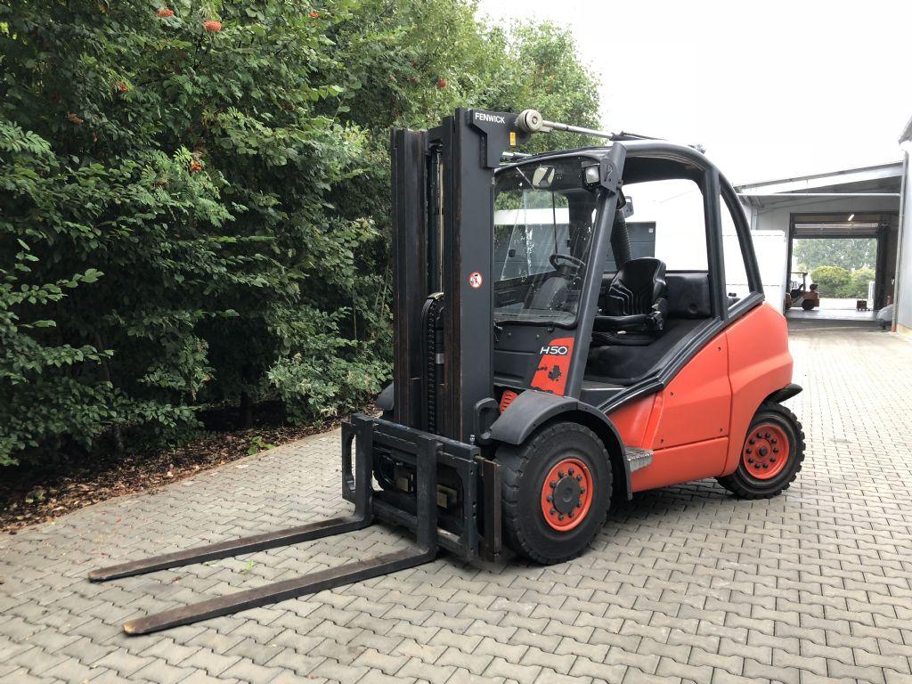 Linde-H 50 D-Dieselstapler-www.fiegl-gabelstapler.de